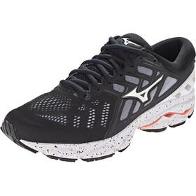 Mizuno Wave Ultima 11 Chaussures de trail Femme, white/white/black